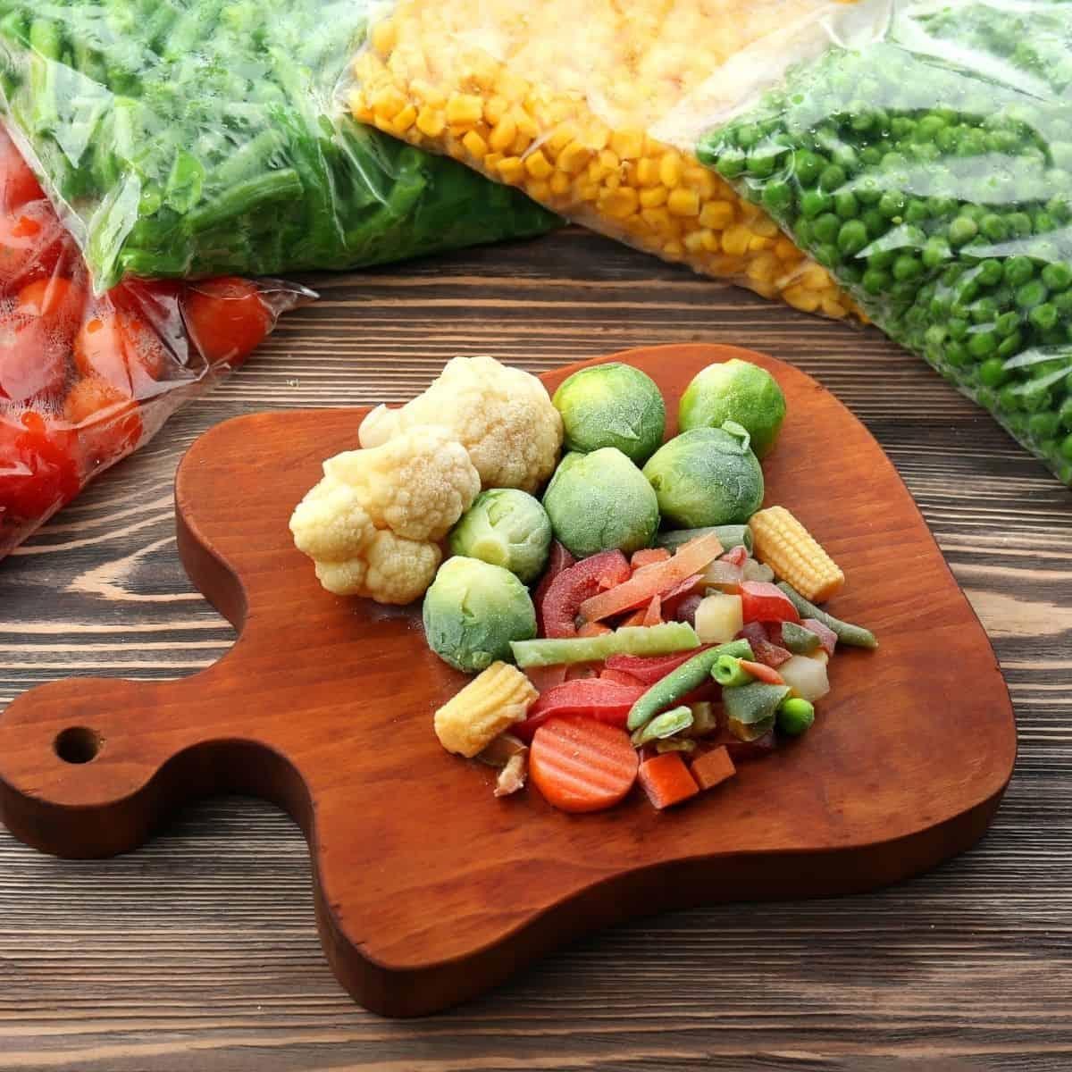 22 Easy Frozen Vegetable Recipes