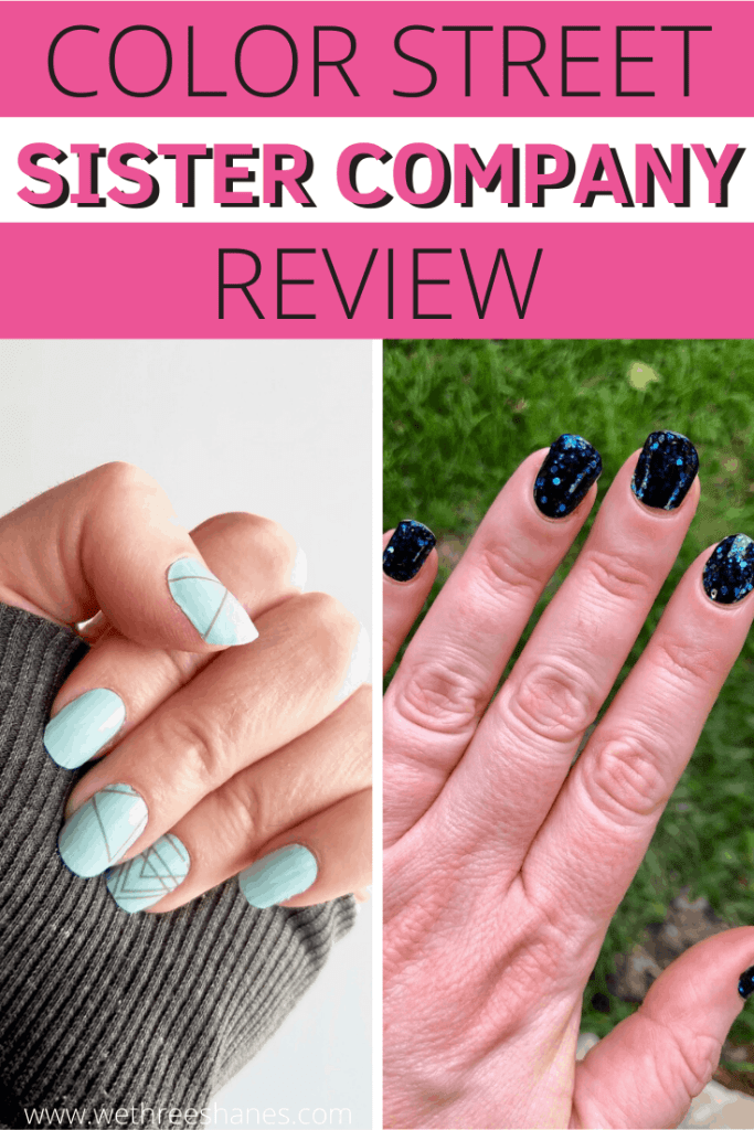 Did you know Color Street Nails has a sister company that sells their nail polish strips for less? We've tried out both Incoco and Coconut nails to see how they compare to Color Street.  | We Three Shanes