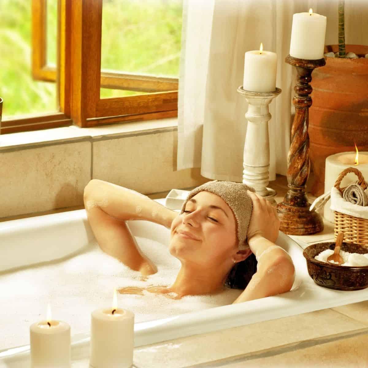 Natural DIY Detox Bath Recipe