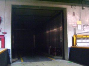 會議部升降機(圖片來源:香港交通資訊網)