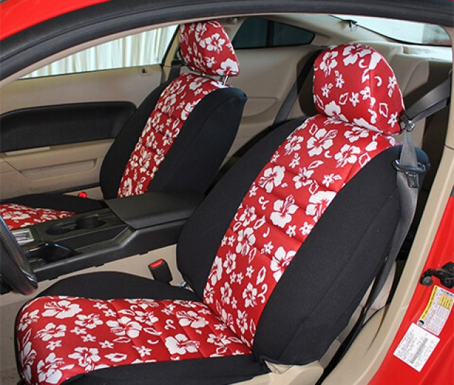 Ford Mustang Pattern Seat Covers