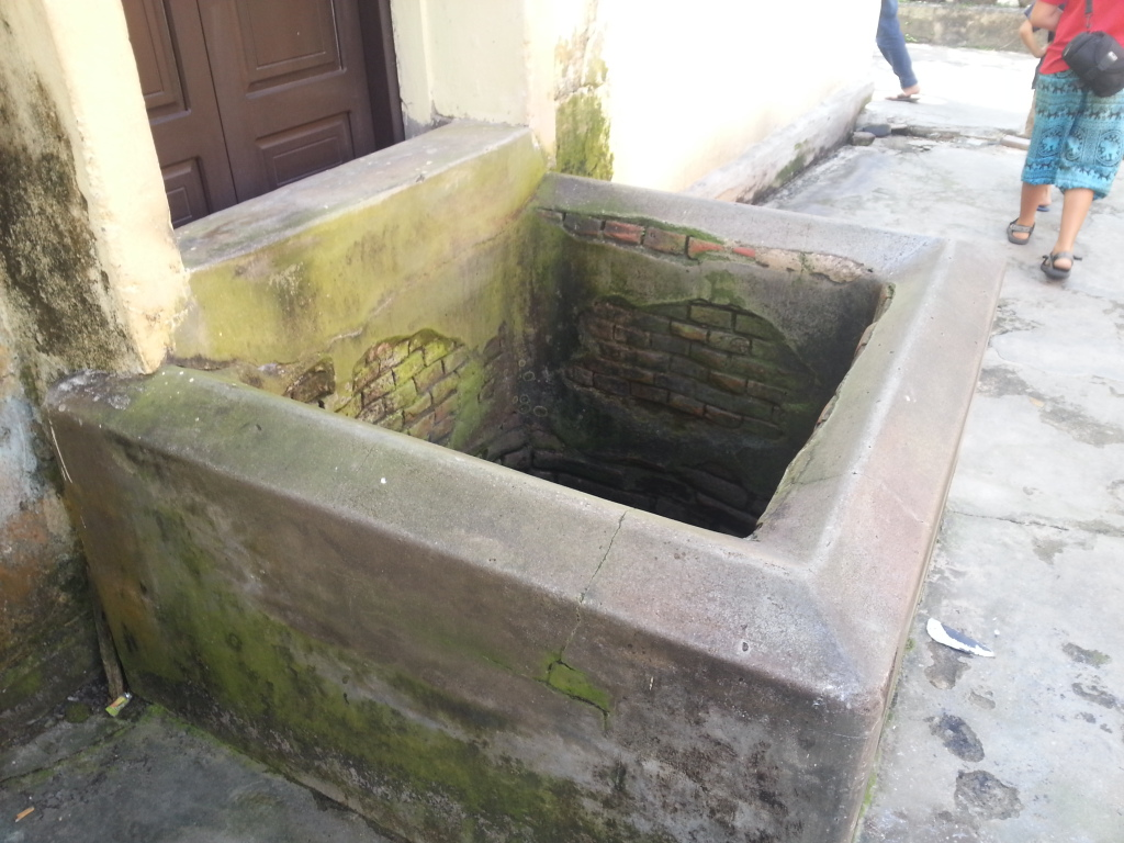 Ba Le Well, the mysterious well of Hoi An