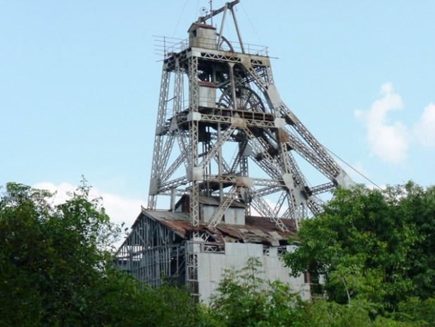 Mine Machine at kolar