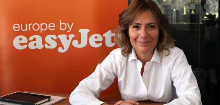 Frances Ouseley - easyjet italian director
