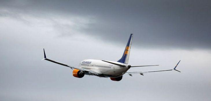 Boeing B737-MAX Icelandair