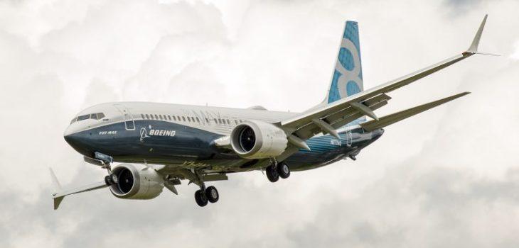 Boeing B737 Max 8