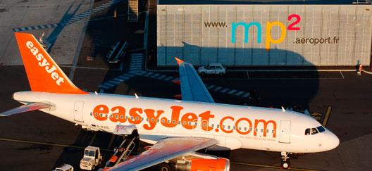 Terminal easyJet Aeroporto di Marsiglia