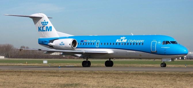 KLM-Fokker-70