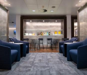 Lounge British Airways Milano Linate