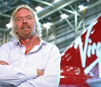 Richard Branson Virgin
