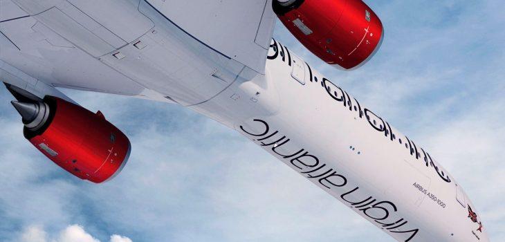 Airbus A350 Virgin Atlantic