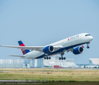 Airbus A350-900 Delta Airlines