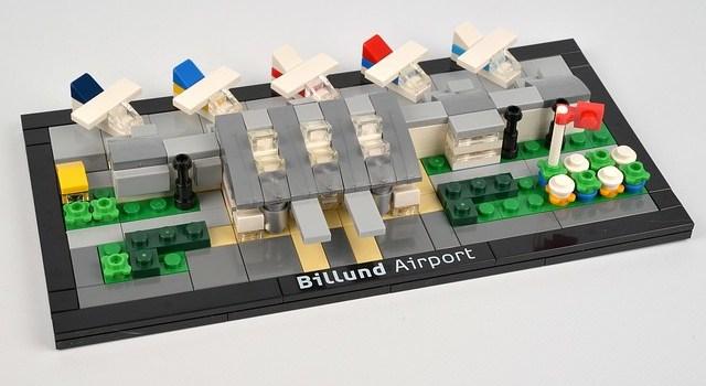 Aeroporto di Billund LEGO - Billund Airport LEGO