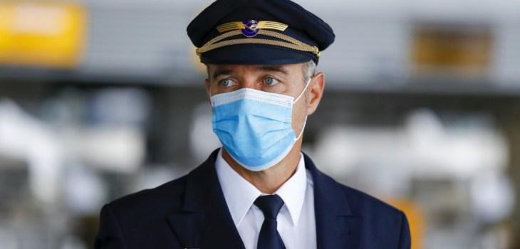 Lufthansa Pilot
