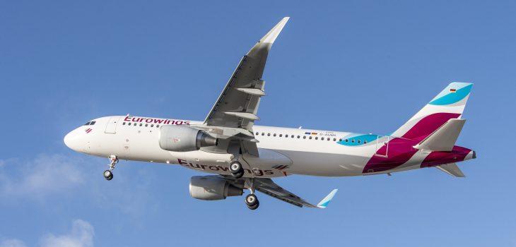 Airbus A320-251N Eurowings