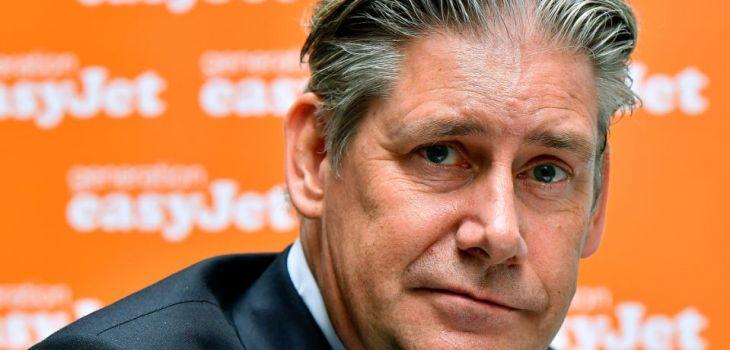 Johan Lundgren easyJet