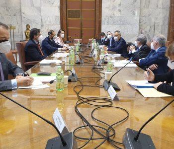 Incontro al Mise per Alitalia