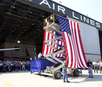 11 september 2001 - 11 september 2021 #NeverForget Delta Airlines