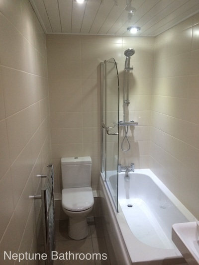 Failsworth Bathroom Installation  Neptune Bathrooms  Wet