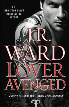 Lover Avenged: Black Dagger Brotherhood #7