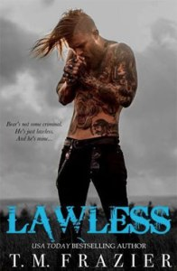 Lawless: King, #3