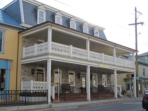 ホテル・ブーンズボロ (Inn Boonsboro)