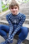 Gordon (Spider-Man suit | 06-06-2013)