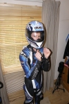 Nick (RST Pro Series 1 Piece Leather Suit : 10/05/2011)