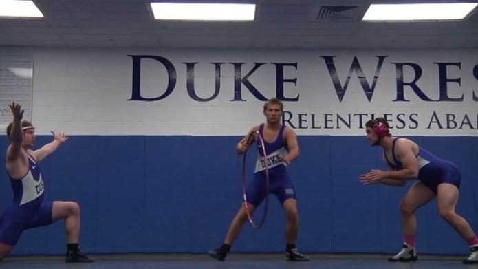 Save Olympic Wrestling – Duke Wrestling (screen dump 21)