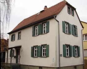 Das Pfarrer-Flick-Haus in Petterweil