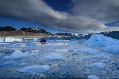 Font d'un glacier