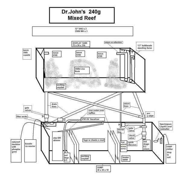 DI system: Aquaponics in southern california