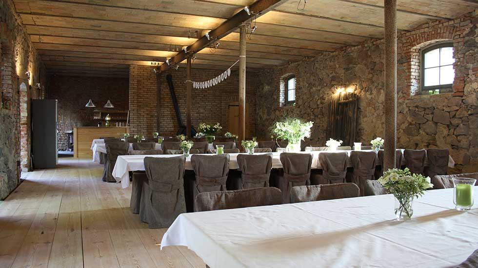 Hochzeit auf dem Land MV nahe Berlin Brandenburg