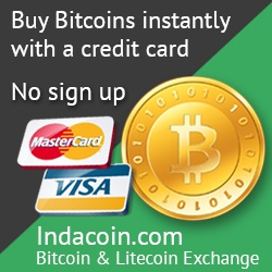 Indacoin 250x250 Buy Bitcoin with Credit Card Start Accepting Bitcoin Spend Bitcoin On Giftcards