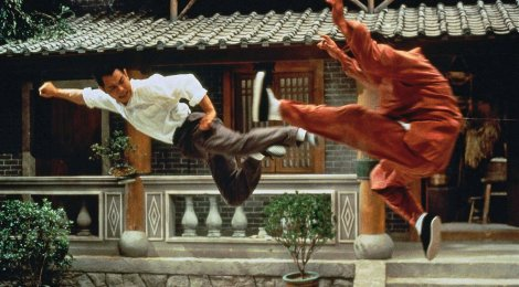 Fist of Legend (Splendid film)