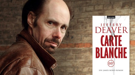 Jeffrey Deaver - Carte Blanche – Ein James-Bond-Roman (Blanvalet)
