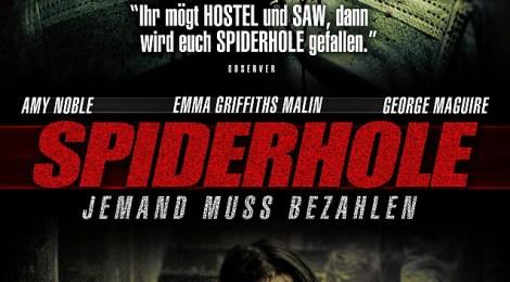 Spiderhole – Jemand muss bezahlen (I-On New Media)