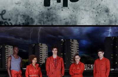 Misfits – Staffel 1 (Polyband)