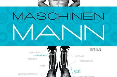 Max Barry - Maschinen Mann (Heyne Hardcore)
