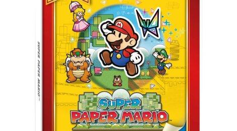 Super Paper Mario (Nintendo)
