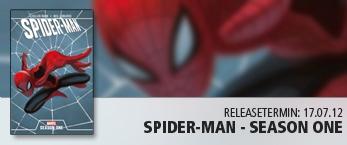 Cullen Bunn & Neil Edwards -  Spider-Man: Season One  (Marvel/ Panini Comics)
