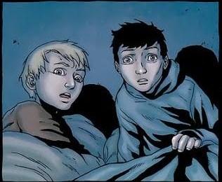 Ennis/Burrows: Crossed - Band 1 (Avatar/ Panini Comics)
