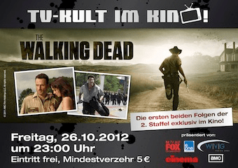 THE WALKING DEAD im Kino!