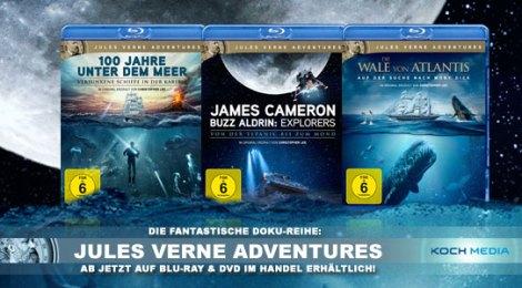Jules Verne Adventures:
