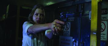 """""""SWERVE - Falscher Ort, falsche Zeit"""" auf DVD und Blu-ray Disc"""