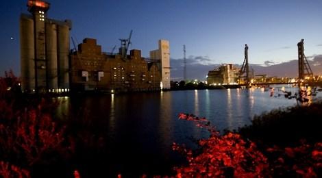Das Roskilde Festival zu Gast beim MS DOCKVILLE Kunstcamp!