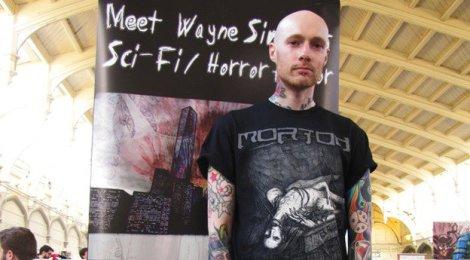 Wayne Simmons - Grippe (Voodoo Press)