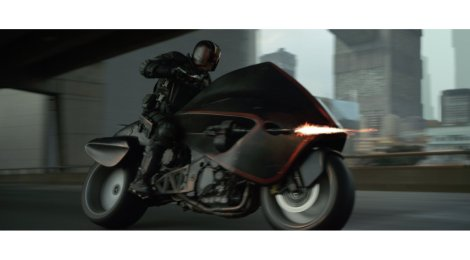 Dredd (Universum© Film) +++Review & Blogger-Aktion+++
