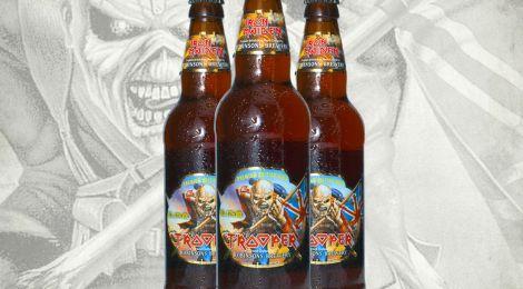 Ale! Ale! Rock'n'Roll: Iron Maiden-Bier jetzt auch in Deutschland!