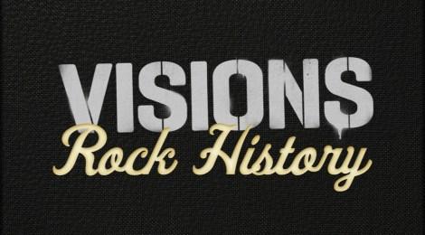 VISIONS Rock History App – Steven Wilson Musikgeschichte auf dem iPad – Jetzt im App Store erhältlich!